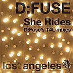 D:Fuse She Rides (2-Track Remix Single)