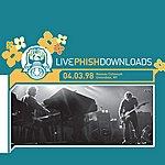 Phish Live Phish Downloads: 04/03/98 Nassau Coliseum Uniondale, NY