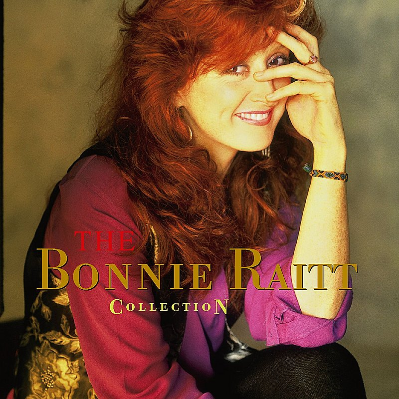 Cover Art: The Bonnie Raitt Collection