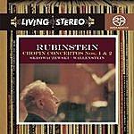 Artur Rubinstein Chopin: Piano Concertos