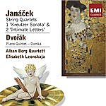 Alban Berg Quartet Janácek: String Quartets 1 'Kreutzer Sonata' & 2 'Intimate Letters'/Dvorák: Piano Quintet - Dumka