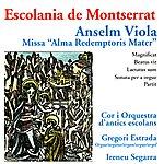 """Ireneu Segarra Viola: Sonata Per A Orgue, Missa """"Alma Redemptoris Mater"""""""