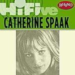 Catherine Spaak Rhino Hi-Five: Catherine Spaak