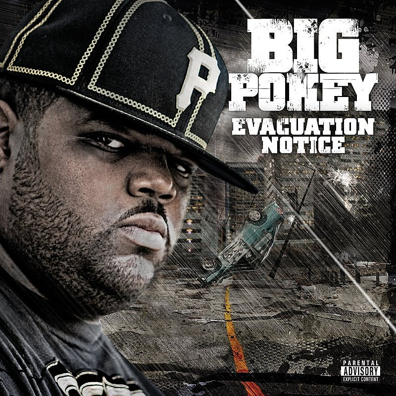 Cover Art: Evacuation Notice (Parental Advisory)