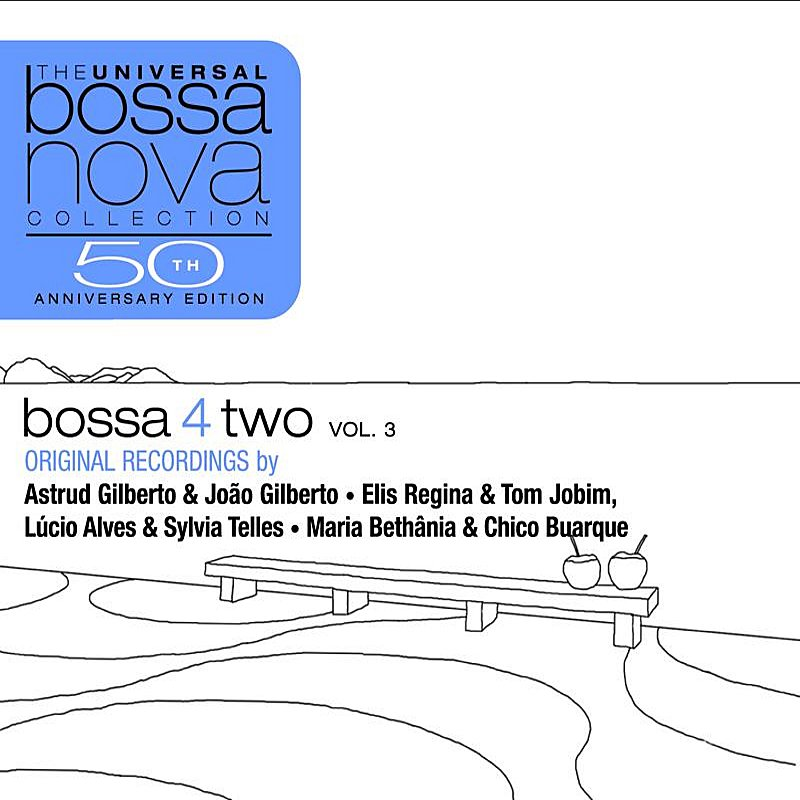 Cover Art: Bossa 4 Two