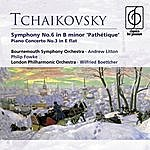 Andrew Litton Tchaikovsky: Symphony No.6 in B Minor 'Pathétique'/Piano Concerto No.3 in E Flat