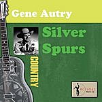 Gene Autry Silver Spurs