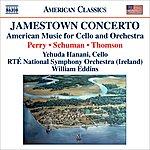 Yehuda Hanani Jamestown Concerto: American Music For Cello Orchestra