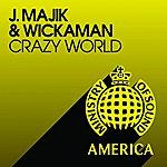J. Majik Crazy World (4-Track Maxi-Single)