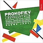 Neeme Järvi Prokofiev: Lieutenant Kije/Suite From 'The Stone Flower'/Autumnal/Andante, Op.50bis/Dreams