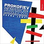 Neeme Järvi Prokofiev: The Prodigal Son/Divertimento/Andante Op.29bis/Symphonic Songs