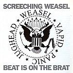 Screeching Weasel Beat Is On the Brat