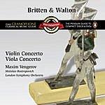 Maxim Vengerov Britten - Violin Concerto/Walton - Viola Concerto