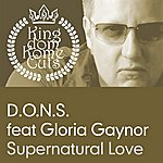 The Dons Supernatural Love (3-Track Maxi-Single)