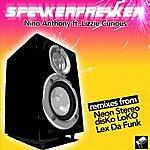 Nino Anthony Speaker Freaker (3-Track Remix Maxi-Single)(Feat. Lizzie Curious)