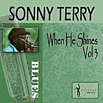 Sonny Terry When He Shines, Vol.3