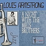 Louis Armstrong A Night With The Mills Brothers
