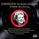 Erich Leinsdorf Cornelius: The Barber Of Bagdad/Weber: Abu Hassan