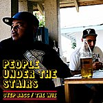 People Under The Stairs Step Bacc / The Wiz (8-Track Maxi-Single)