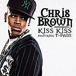 Chris Brown Kiss Kiss (2-Track Single)