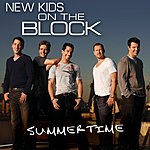 New Kids On The Block Summertime (2-Track Single)