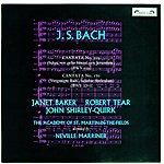 Neville Marriner Bach: Cantatas Nos.159 & 170