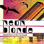 Neon Blonde Chandeliers In The Savannah