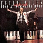 Peter Allen Peter Allen Captured Live At Carnegie Hall