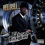 Hell Rell Black Mask Black Gloves