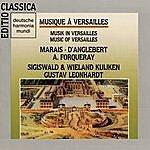 Sigiswald Kuijken Musique A Versailles