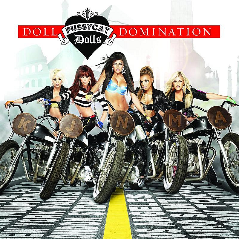 Cover Art: Doll Domination