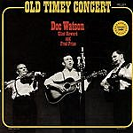 Doc Watson Old Timey Concert