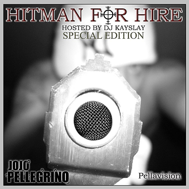 Cover Art: Hitman For Hire