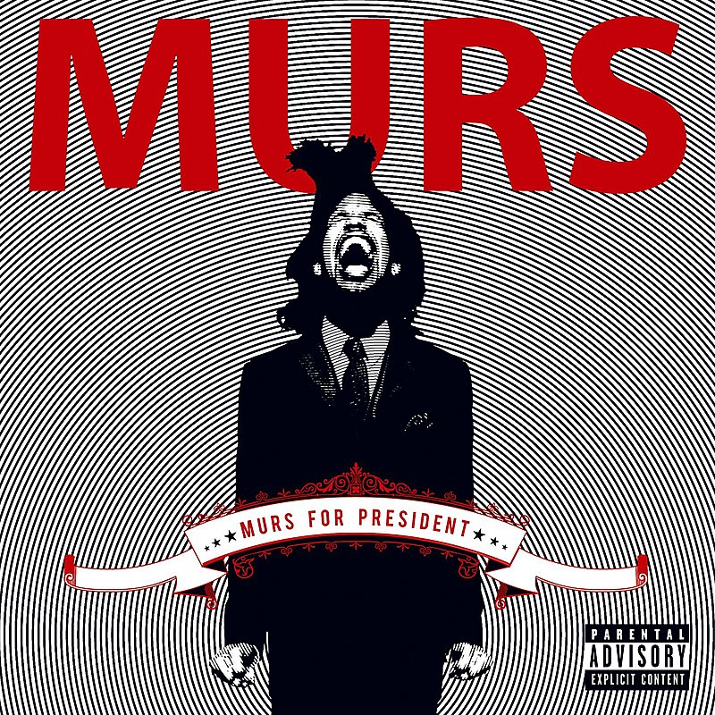 Cover Art: Murs For President