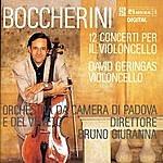 David Geringas BoccherIni/ 12 Concerti Per Violoncello