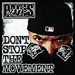 Paris Don't Stop The Movement (3-Track Maxi-Single)