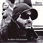 Barry Adamson An Album Club Exclusive