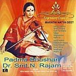 N. Rajam Marathi Natya Geet