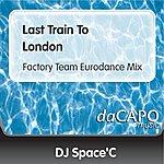 DJ Space'C Last Train To London (Factory Team Eurodance Mix)