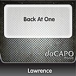 Lawrence Back At One