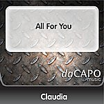Claudia All For You