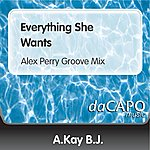 A. Kay-B.J. Everything She Wants (Alex Perry Groove Mix) (Feat. Alex Perry)