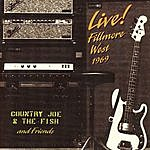 Country Joe & The Fish Live! Fillmore West 1969