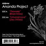 Ananda Project Fireworks / Universal Love