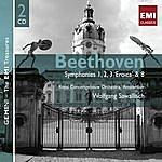 Wolfgang Sawallisch Beethoven: Symphonies Nos.1-3 & 8