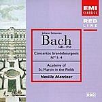 Neville Marriner Brandenburg Concertos Nos.1-4