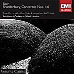 Yehudi Menuhin Bach: Brandenburg Concertos