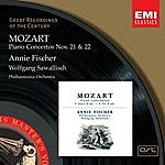 Wolfgang Amadeus Mozart Mozart: Piano Concertos Nos. 21 & 22