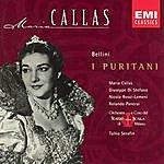 Maria Callas Bellini: I Puritani (highlights)