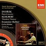 Sviatoslav Richter Dvorák: Piano Concerto. Schubert: Fantasy in C Major D.760 'wanderer'